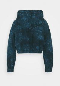 Glamorous Petite - LADIES JACKET TIE DYE - Summer jacket - blue - 1