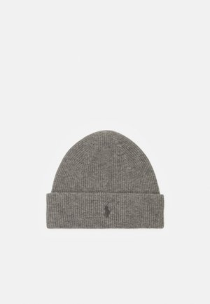 HAT - Mütze - fawn grey heather