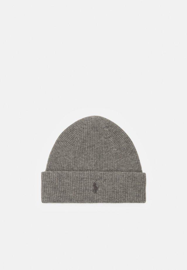 HAT - Mütze - fawn grey heather