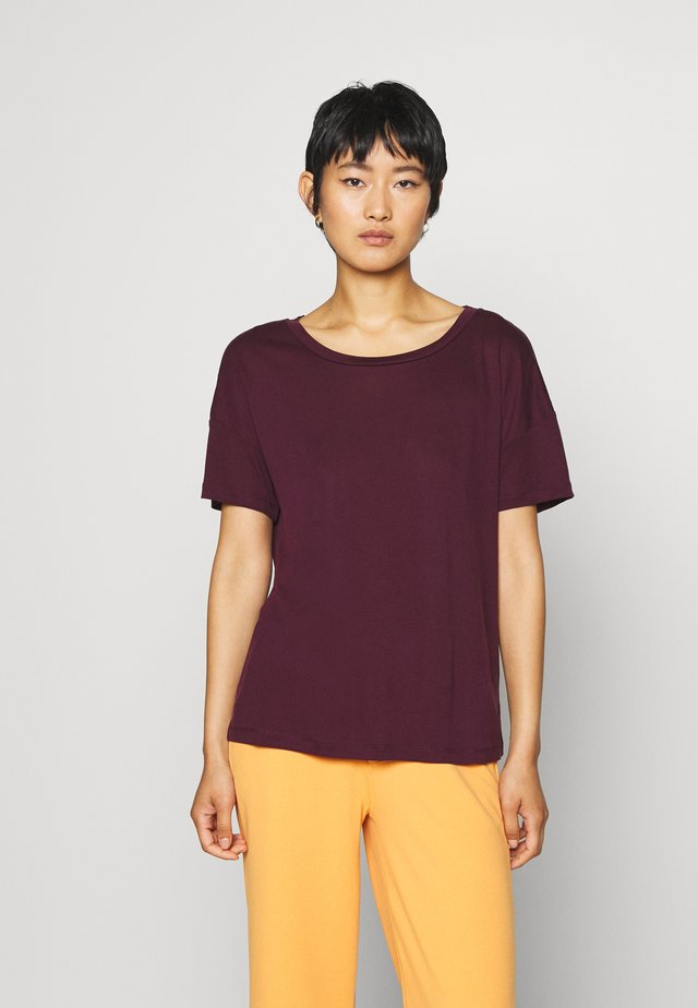 BESS TEE - T-shirts basic - winetasting