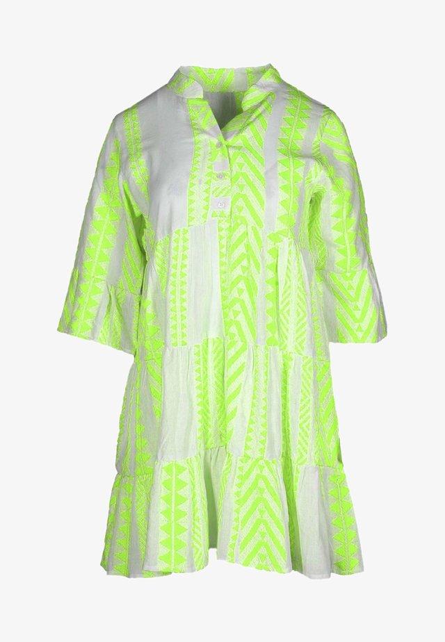 JOLEEN - Day dress - mintgrün