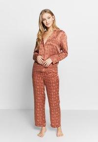 LOVE Stories - JEANNE - Pyjama top - copper - 1