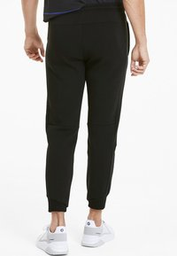 Puma - PUMA BMW M MOTORSPORT MEN'S SWEATPANTS MALE - Pantalon de survêtement - puma black - 2