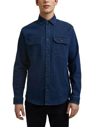 Shirt - blue rinse