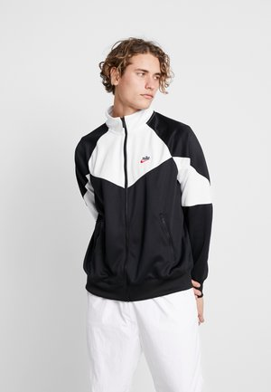 Veste de survêtement - black/summit white