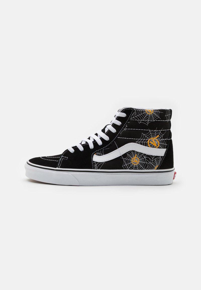 Vans - SK8-HI UNISEX - Vysoké tenisky - black