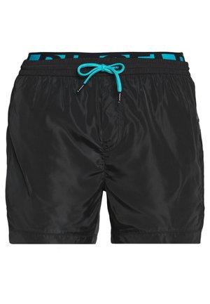 DOLPHIN - Shorts da mare - black