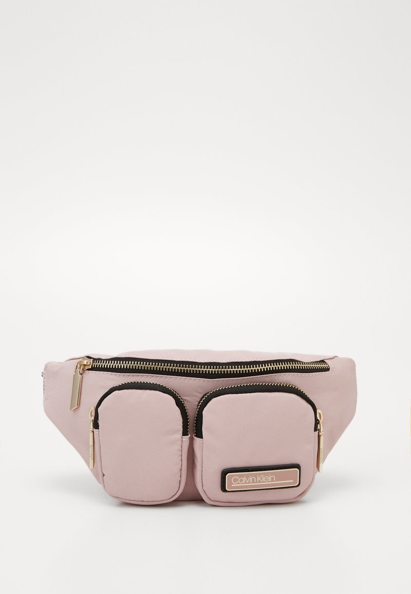 Calvin Klein - PRIMARY WAISTBAG - Ledvinka - purple