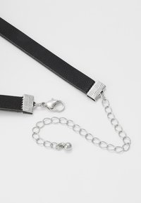 Uncommon Souls - MIXED CHAIN - Necklace - silver-coloured - 3