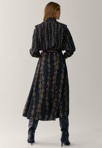 Massimo Dutti - Shirt dress - multi-coloured - 2