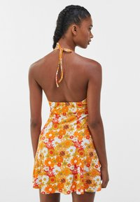 Bershka - Day dress - orange - 2