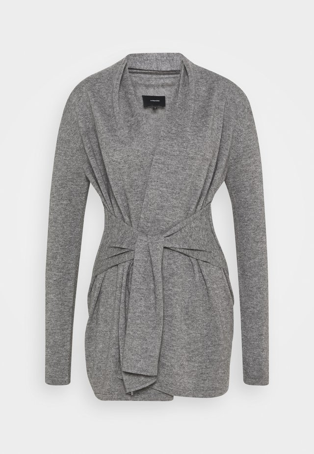 TARANEE - Cardigan - good grey