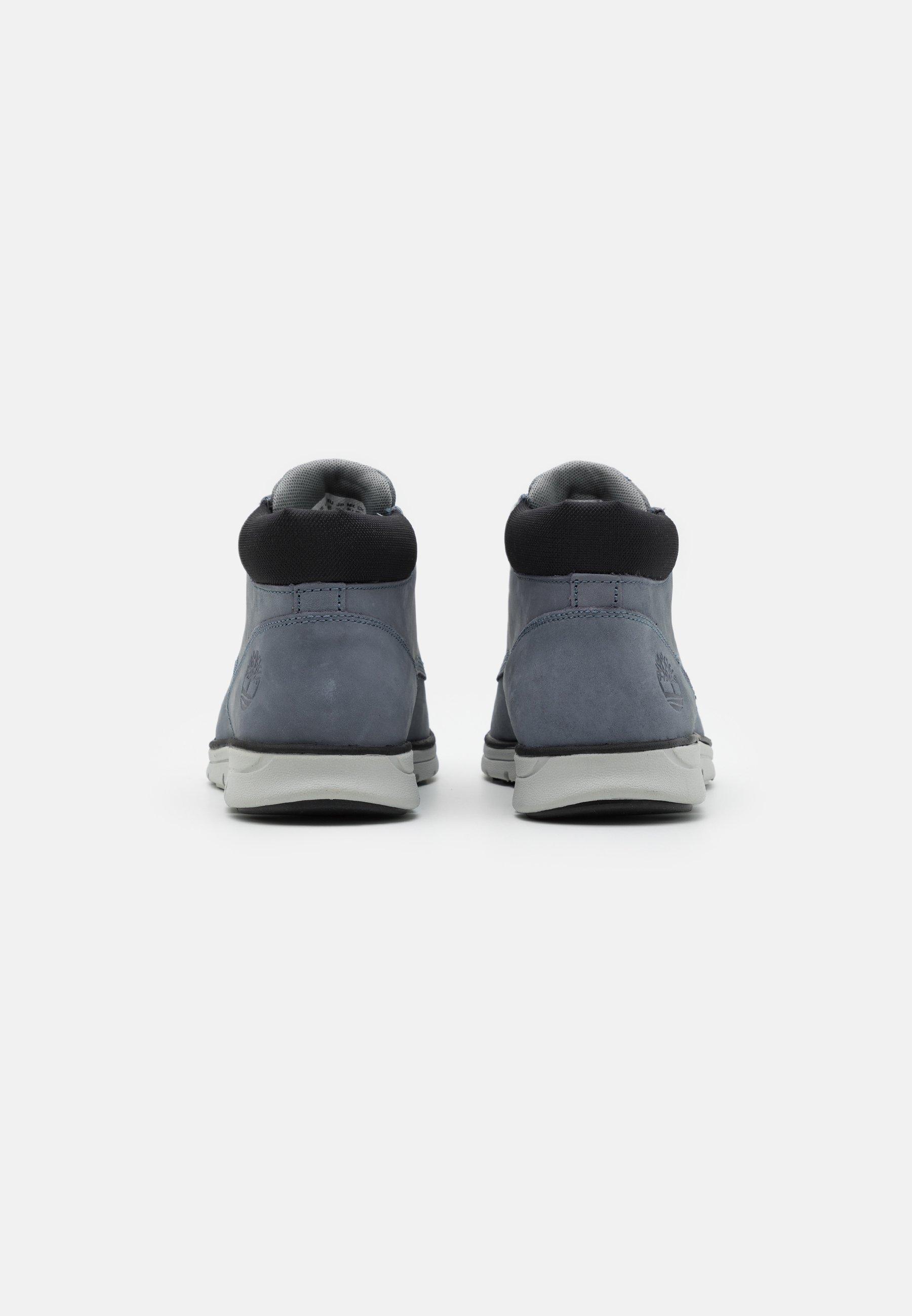 Homme BRADSTREET CHUKKA - Chaussures à lacets - light grey