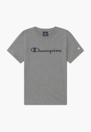 LEGACY AMERICAN CLASSICS CREWNECK - T-shirt imprimé - mottled grey
