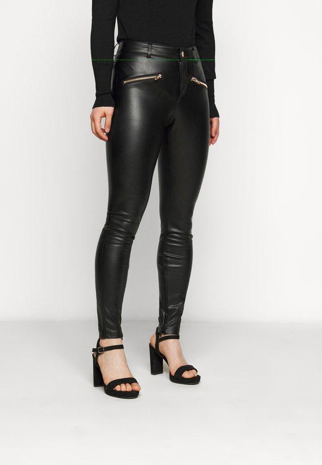 ONLHENRIETTA - Trousers - black