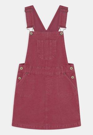 JUDITH - Day dress - raspberry wash