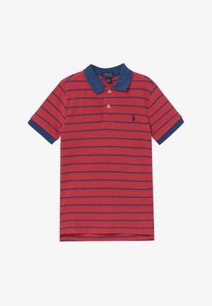 Polo shirt - sunrise red multi