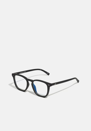 NO BIGGIE  - Sluneční brýle - matte black