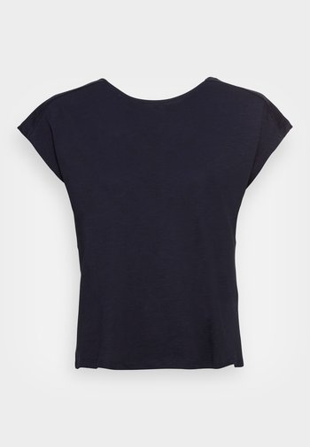BACKTIE - Basic T-shirt - navy