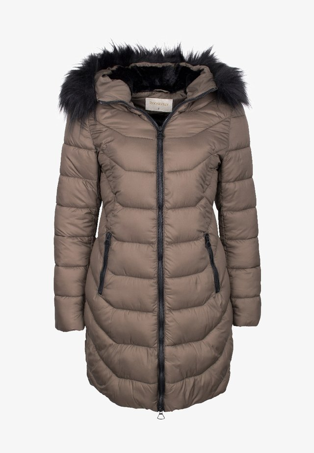 Veste d'hiver - walnut