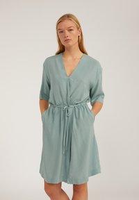 ARMEDANGELS - RAUHAA - Day dress - eucalyptus green - 0