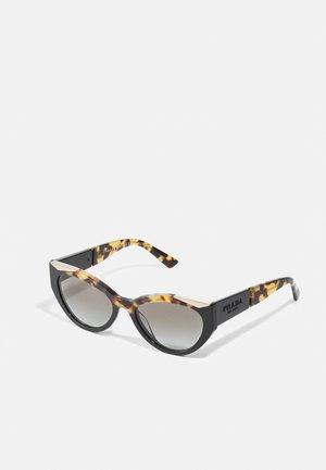 Sluneční brýle - black/medium havana