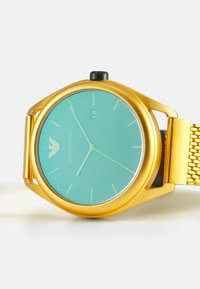 Emporio Armani - MATTEO - Watch - yellow - 5