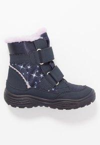 Superfit - CRYSTAL - Winter boots - blau/lila - 1
