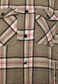 ONLY - ONLELLENE VALDA CHACKET - Summer jacket - balsam green/pink/black - 7