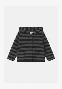 GAP - UNISEX - Kardigan - grey/black - 0