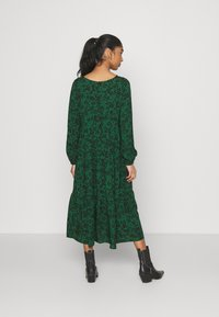 Even&Odd - Day dress - green/black - 2