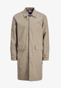 Abrigo clásico - chinchilla