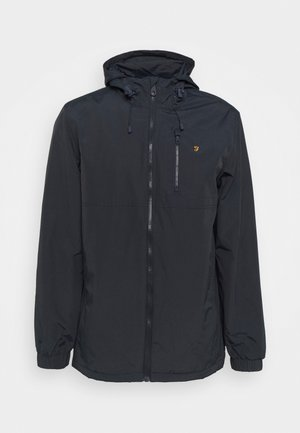 WESTCHESTER HOODED - Summer jacket - true navy