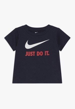 TEE BABY - T-shirt print - obsidian