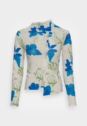 ALIX TOP - Blůza - flower blue