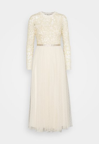 TEMPEST BODICE BALLERINA DRESS - Sukienka koktajlowa - champagne