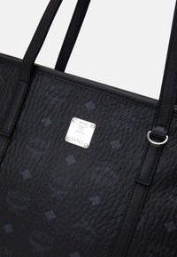 MCM - TONI VISETOS - Tote bag - black - 4