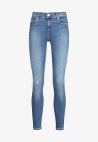 Tommy Jeans - NORA - Jeans Skinny Fit - denim medium - 0