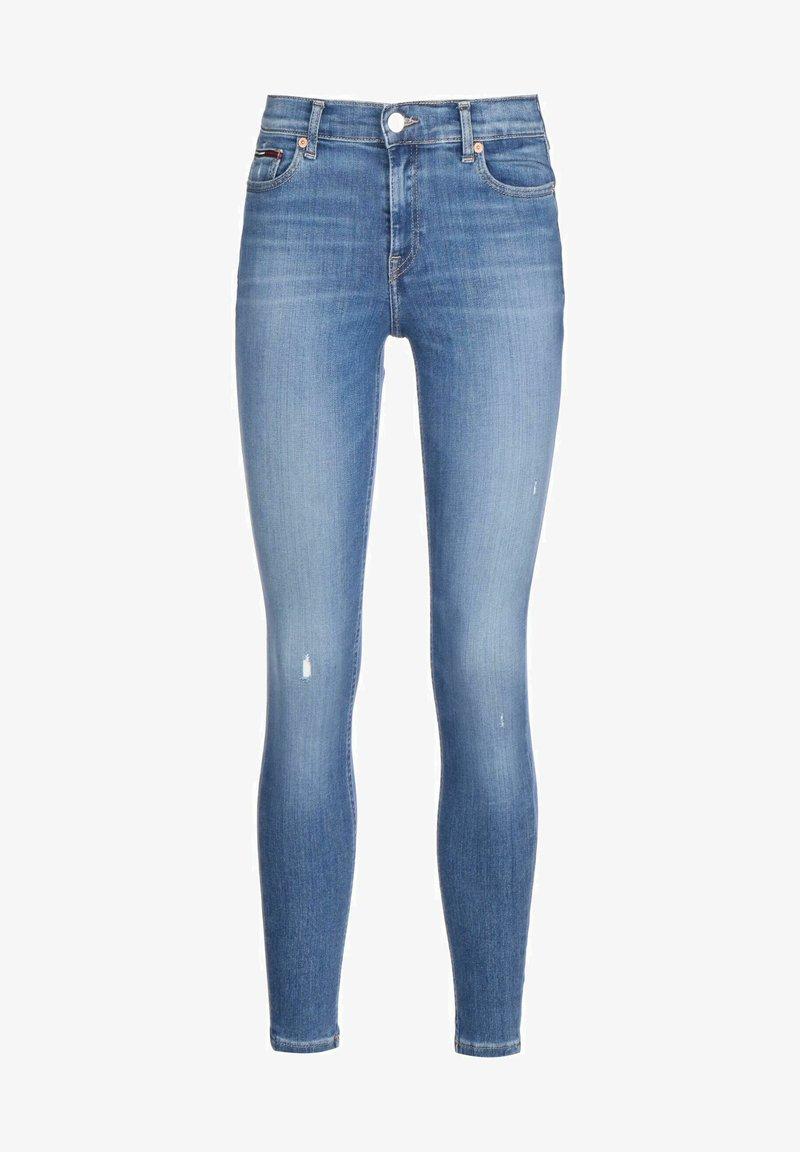 Tommy Jeans - NORA - Jeans Skinny Fit - denim medium