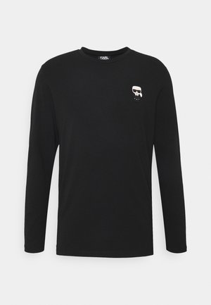 CREWNECK - Langarmshirt - black