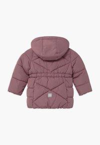 Name it - NMFMILTON PUFFER CAMP - Zimní kabát - wistful mauve - 1