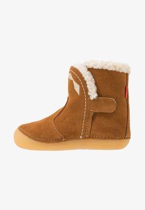 SOFUR - Dětské boty - camel