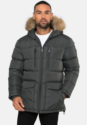PUFFER CHAMPION - Winter jacket - khaki