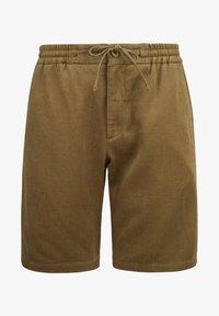NN07 - Shorts -  olive - 0