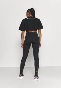 adidas by Stella McCartney - TIGHT - Leggings - black - 2