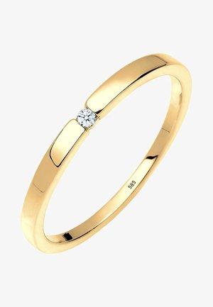 BASIC GLAMOROUS ENGAGEMENT - Ring - gold-coloured