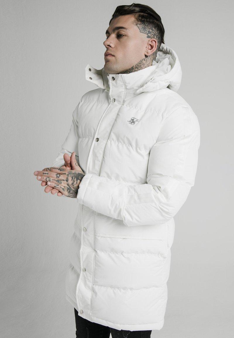 SIKSILK - Winter coat - white