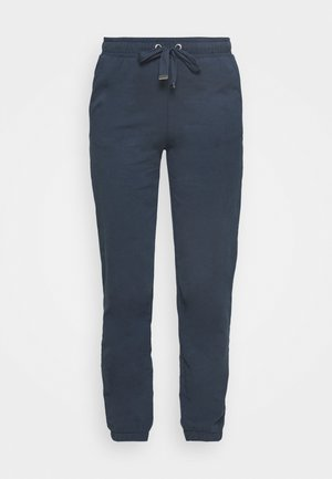 FASHION  - Tracksuit bottoms - dark blue