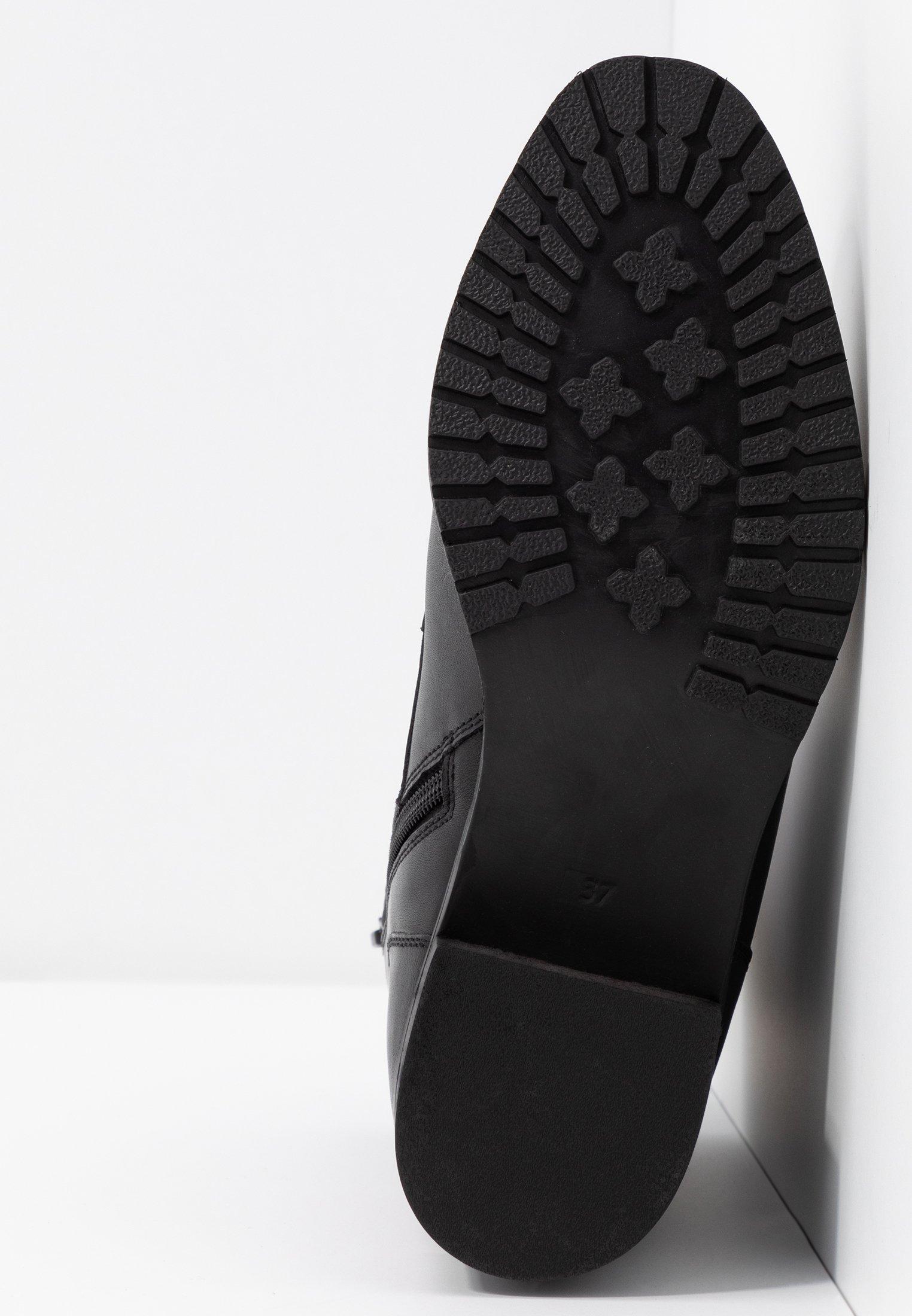 Acquista per Scarpe da Donna Anna Field LEATHER WINTER BOOTIES Stivaletti stringati black