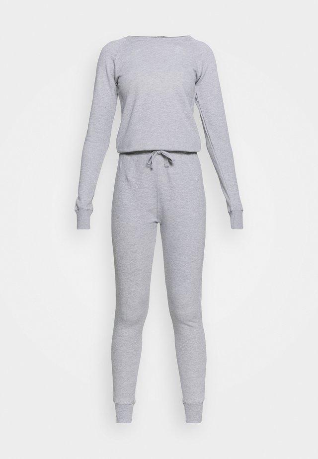 CREW NECK - Mono - light grey